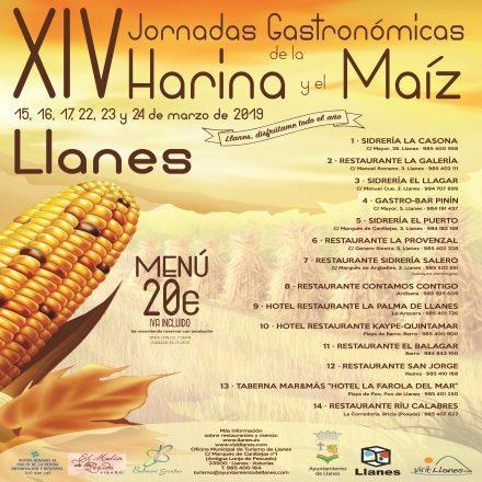 jornada maiz Llanes